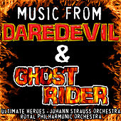 Music from Daredevil & Ghost Rider de Various Artists