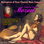 Masterpieces of Great Classical Music Composers - Les oeuvres incontournables - 14 Vol (Vol. 2 : Mozart (2/2)) by Various Artists