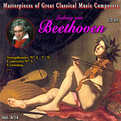 Masterpieces of Great Classical Music Composers - Les oeuvres incontournables 14 Vol (Vol. 4 : Beethoven (2/2)) fra Various Artists