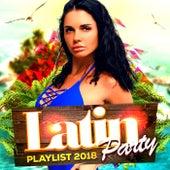 Latin Party Playlist 2018 von The Pop Posse