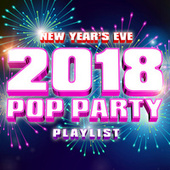 New Year's Eve 2018 - Pop Party Playlist von NYE Party Band