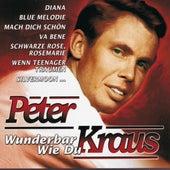 Wunderbar wie Du by Peter Kraus