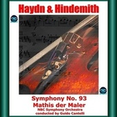 Haydn & Hindemith: Symphony No. 93 - Mathis der Maler von Guido Cantelli