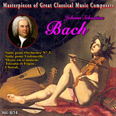 Masterpieces of Great Classical Music Composers - Les œuvres incontournables -14 Vol (Vol. 6 : Bach) de Various Artists