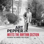Meets the Rhythm Section (Bonus Track Version) von Art Pepper