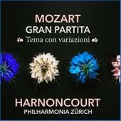 Gran Partita: VI. Tema con Variazioni de Nikolaus Harnoncourt