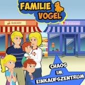 Chaos im Einkaufszentrum von Familie Vogel