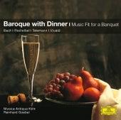 A Baroque Dinner Menu - Music fit for a banquet de Musica Antiqua Köln