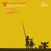 Windmill Tilter (The Story Of Don Quixote) (Remastered 2020) by Ken Wheeler