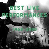 Best Live Performances: 1960-2000 de Various Artists