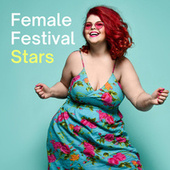 Female Festival Stars by Various Artists