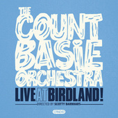 Live At Birdland by Count Basie