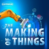 The Making Of Things by Emanuel Kallins