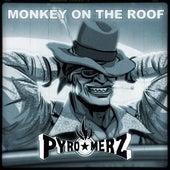 Monkey on the Roof von Pyro Merz