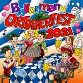 Ballermann Oktoberfest 2021 von Various Artists