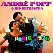 Paris  - 1925 van André Popp