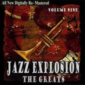 Jazz Explosion - The Greats Volume Nine de Various Artists