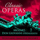 Classic Opera's - Don Giovanni (Highlights) by Various Artists