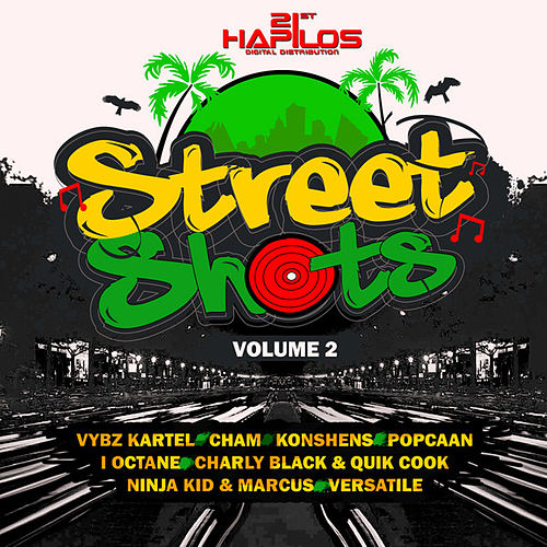 Street Shots Vol.2 by Various Artists