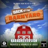 Back At The Barnyard Main Theme (From