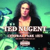 Central Park 1975 fra Ted Nugent