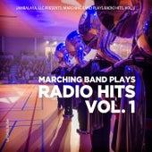 Marching Band Plays Radio Hits, Vol. 1 de Lanardo Butler