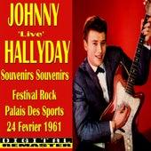 Johnny Hallyday Souvenirs Souvenirs 'Live' in Paris 1961 de Johnny Hallyday