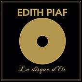 Le disque d'or by Edith Piaf
