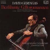 Tchaikovsky, Dvorak, Rimsky-Korsakov, Glasunov: Celloromanzen / Romances for Cello & Orchestra by David Geringas