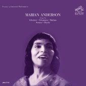 Marian Anderson Performing Songs by Schubert & Schumann & Brahms & Strauss & Haydn (2021 Remastered Version) von Marian Anderson
