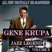 Gene Krupa - Volume 10 de Gene Krupa
