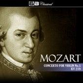 Mozart Concerto for Violin No. 5 KV 219 by Various Artists