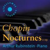 Chopin: Nocturnes 1-19 (1949-1950) de Arthur Rubinstein