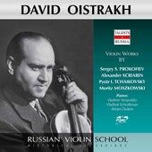 Prokofiev, Scriabin & Others: Works for Violin & Piano (Live) by David Oistrakh