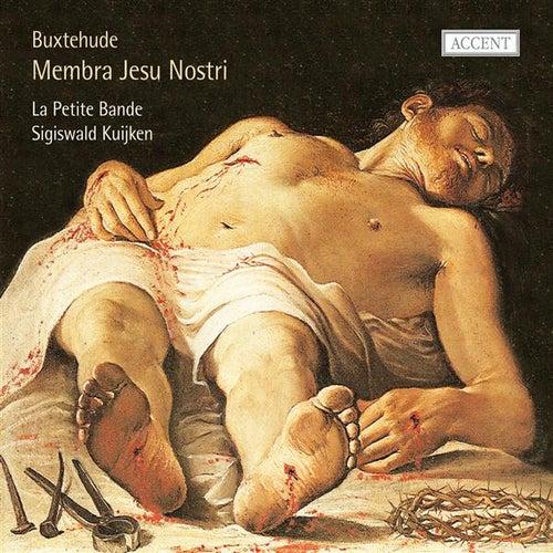 Buxtehude: Membra Jesu Nostri by Anne-Katrin Schenck