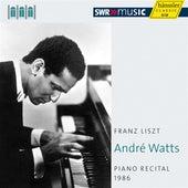 Piano Recital 1986: Watts, Andre by Andre Watts