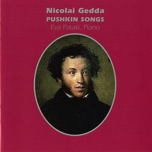 Pushkin Songs by Nicolai Gedda