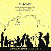 Mozart: Grande Sestetto Concertante - String Quintet No. 2 - Duo for Violin and Viola in G major, K. 423 by Various Artists