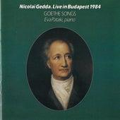Nicolai Gedda Live in Budapest, 1984: Goethe Songs by Nicolai Gedda