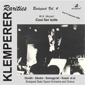 Klemperer Rarities: Budapest, Vol. 4 (1950) by Julia Osvath