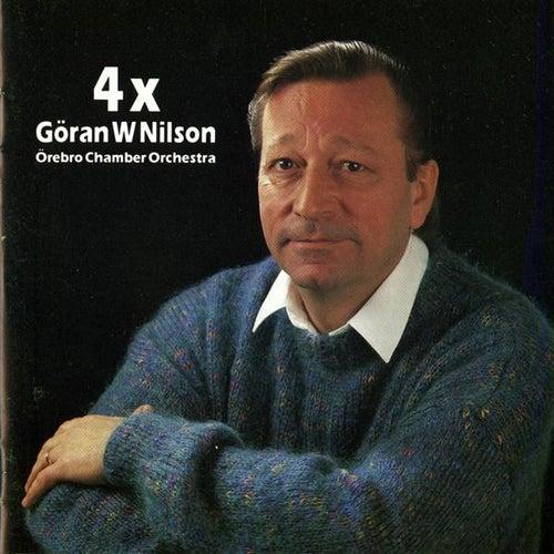 Goran W. Nilson: 4x by Various Artists