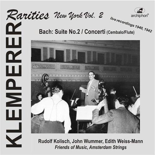 Klemperer Rarities: New York, Vol. 2 (1940, 1942) by Various Artists