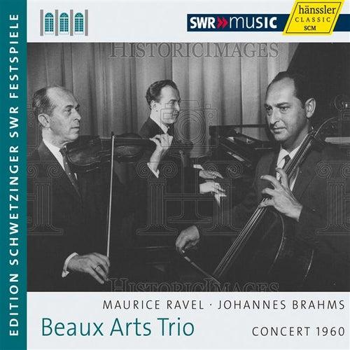 Trio Recital 1960 by Beaux Arts Trio