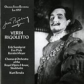 Verdi: Rigoletto (1957) de Eva Prytz