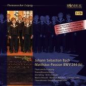 Bach: Matthaus-Passion BWV 244 (b) de Ute Selbig