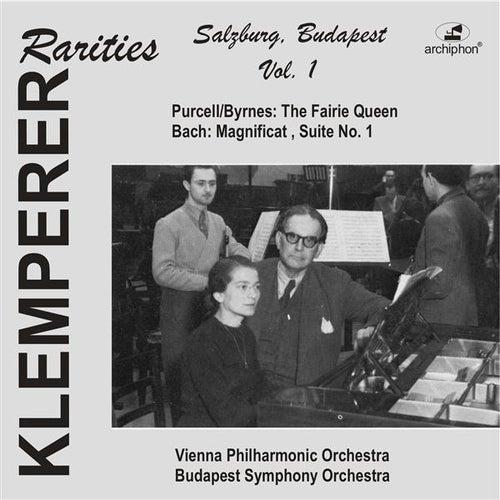 Klemperer Rarities: Salzburg/Budapest, Vol. 1 (1947-1950) by Various Artists