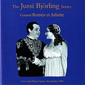 Gounod: Romeo et Juliette (1940) by Jussi Bjorling