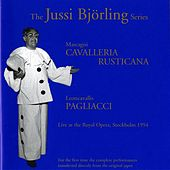 The Jussi Bjorling Series (1954) by Various Artists