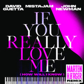If You Really Love Me (How Will I Know) (Marten Hørger Remix) by David Guetta