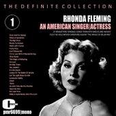 Rhonda Fleming; an American Singer and Actress, Vol. 1 by Rhonda Fleming